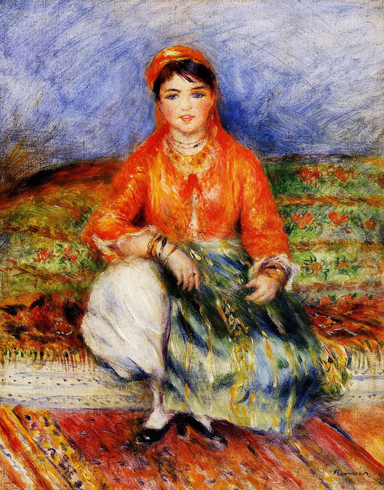 Algerian Girl (549x700, 203Kb)