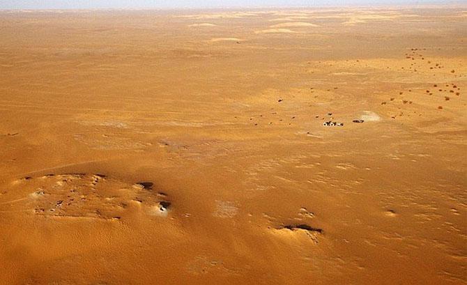 Когда-то Сахара была зеленой