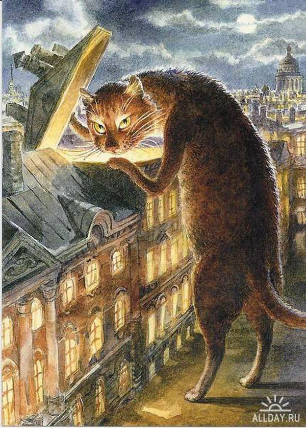 Владимир румянцев все хорошо коты