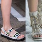 Модные сандалии этого года
