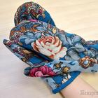 Шьем рукавички в русском стиле