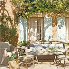 Каменный дом из Прованса с французским шиком