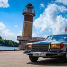 Машина Высоцкого, Карпова и Брежнева: первый в истории S-класс