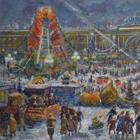Добрые новогодние открытки из СССР