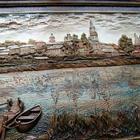 Невероятно детализированные резные деревянные картины Евгения Дубовика