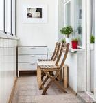 Десятки идей для отделки балкона