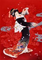 Творчество японской художницы Хариё Марита