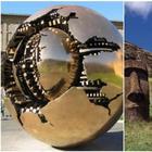 6 загадочных и завораживающих скульптур, чей скрытый смысл не до конца расшифрован