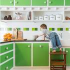 Как сделать кухню ярче: 23 нестандартных идеи