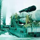 Космический крейсер и орбитальный бомбардировщик СССР