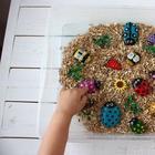 Создаем милых букашек из камней
