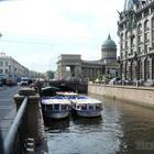 Прогулка по... канал Грибоедова