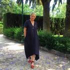 Как стильно носить платье летом женщинам после 40-50 лет