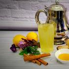 Правильный имбирный чай с лимоном и апельсином