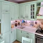 «Знакомые приходят подсмотреть идеи оформления»: опыт ремонта кухни