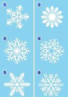 Тест: Выберите снежинку, и она раскроет ваши сильные качества
