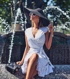 50 самых женственных образов русских блогеров лето 2018