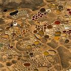 10 потрясающих видов на пустыни с воздуха