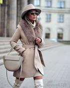 Как стильно носить пальто в 2019 году: 20 изумительных образов для модных красавиц