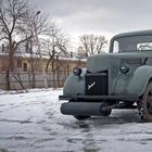 Вермахт на дровах: тест-драйв газгенного Ford G398TS