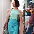 Учимся одеваться стильно: с чем комбинировать разные виды юбок