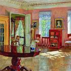 Весна в картинах русского живописца Станислава Юлиановича Жуковского (1875-1944)