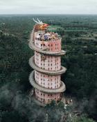 Взгляд сверху: самые необычные священные места Азии