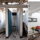 Англичанка приобрела общественный туалет и переделала его в жилые апартаменты