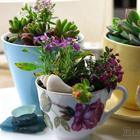 23 креативных цветочных горшка, которые сделают интерьер оригинальным