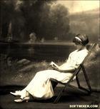 Винтажные фотографии девушек конца XIX века