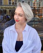 30 прекрасных светлых стрижек на короткие волосы 2021