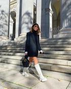 Хит! Модные сапоги осень-зима 2021/2022