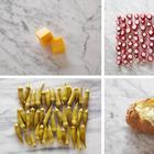 Вот как выглядят 100 калорий в порциях здоровой пищи