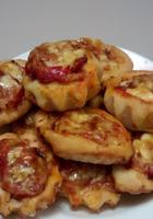 Миниатюрная пицца