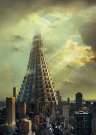 Цифровой художник показал, как бы выглядели знаменитые исторические сооружения, если бы сохранились до наших дней