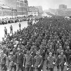Марш военнопленных в Москве: что осталась за кадром