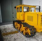 Трактор ДТ-54 - история первого дизельного трактора