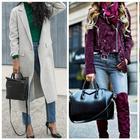 С чем носить серый ? Секреты серого цвета