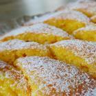 Лимонный пирог-кекс! Палочка-выручалочка для любой хозяйки!