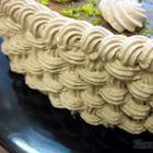 Кремовая плетенка. Оформление боков торта
