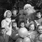 Советские Деды Морозы 1980-х годов