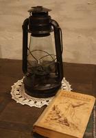 Новая жизнь старой керосиновой лампы