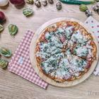 Ленивая пицца на сковороде - даже тесто делать не нужно