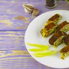 Омлет-рулетом - нежный, вкусный и просто тает во рту! Невероятно вкусный завтрак!