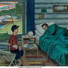 Добрые и ироничные иллюстрации  Амоса Сьюэлла