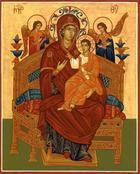 Икона Всецарица, история и чудеса