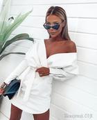 Королева лета: 26 идеальных модных летних образов в белом цвете 2020