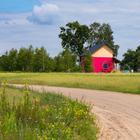 Белорус сам возводит каркасный дом и рассчитывает уложиться в $20 000