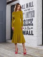 Шикарные платья годе