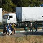 За товарную блокаду Крыма российский бизнес сказал Украине спасибо